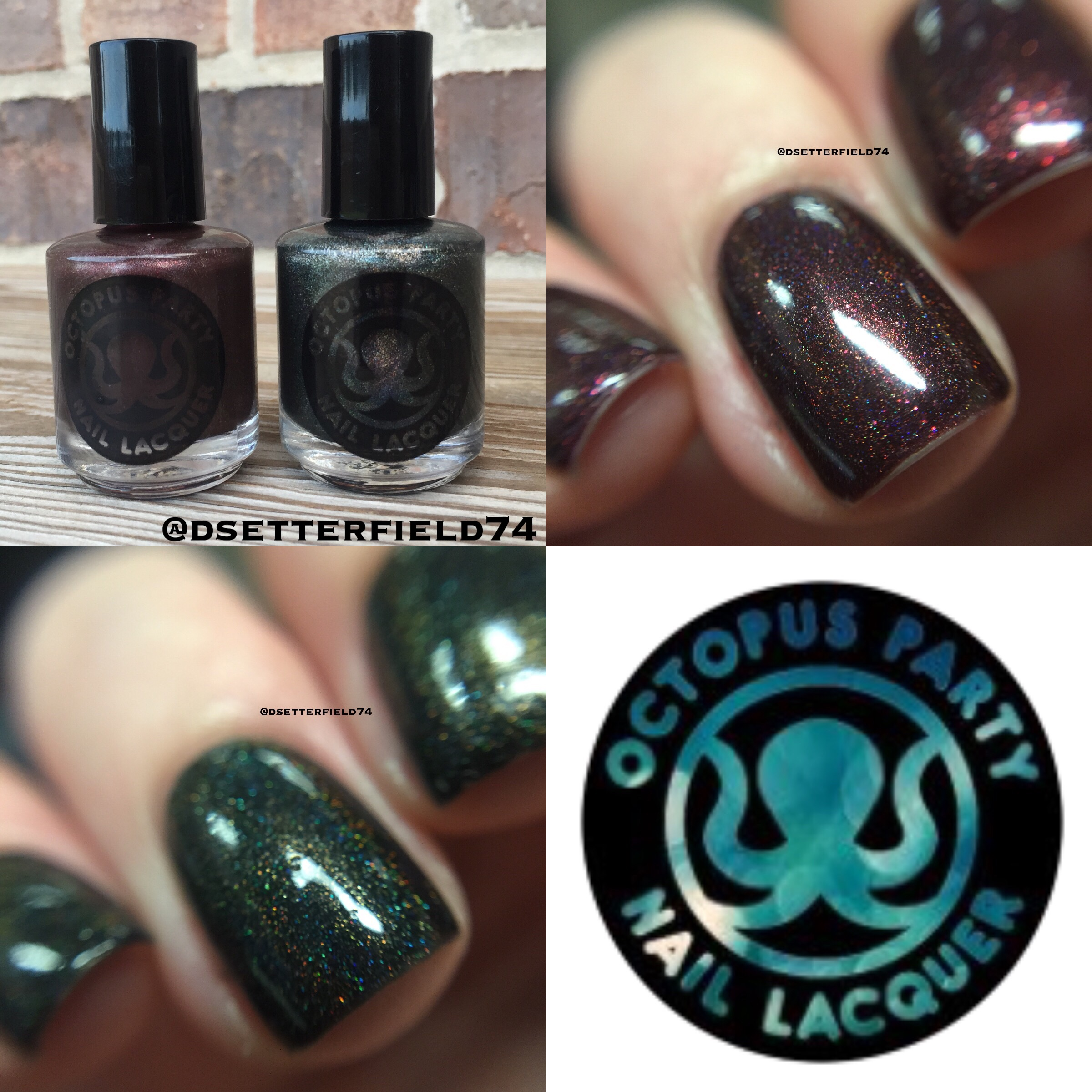 SwatchFest 2016 – Octopus Party Nail Lacquer | Snacks On Rotation