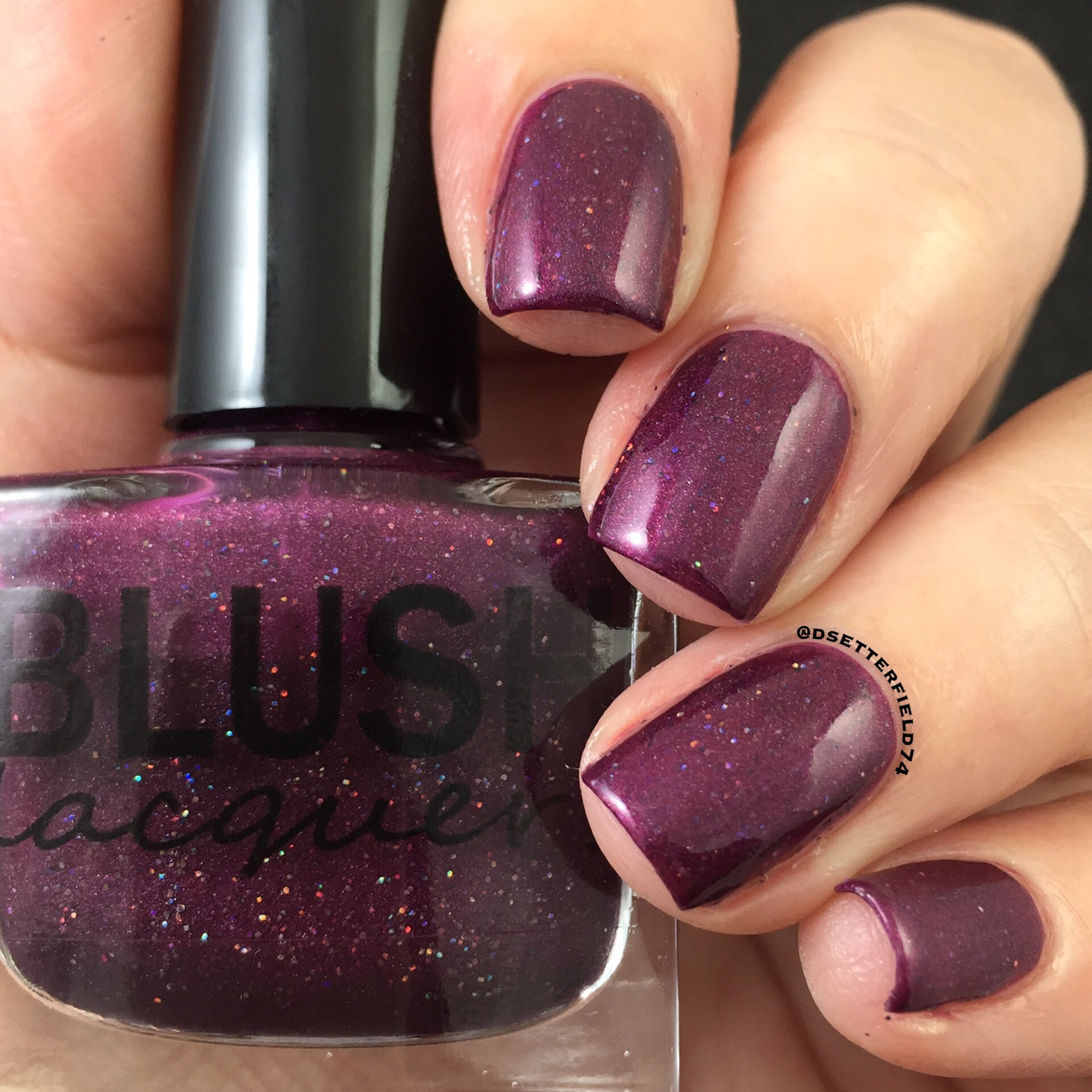 Blush Lacquers: Ballroom Bling Collection | Snacks On Rotation