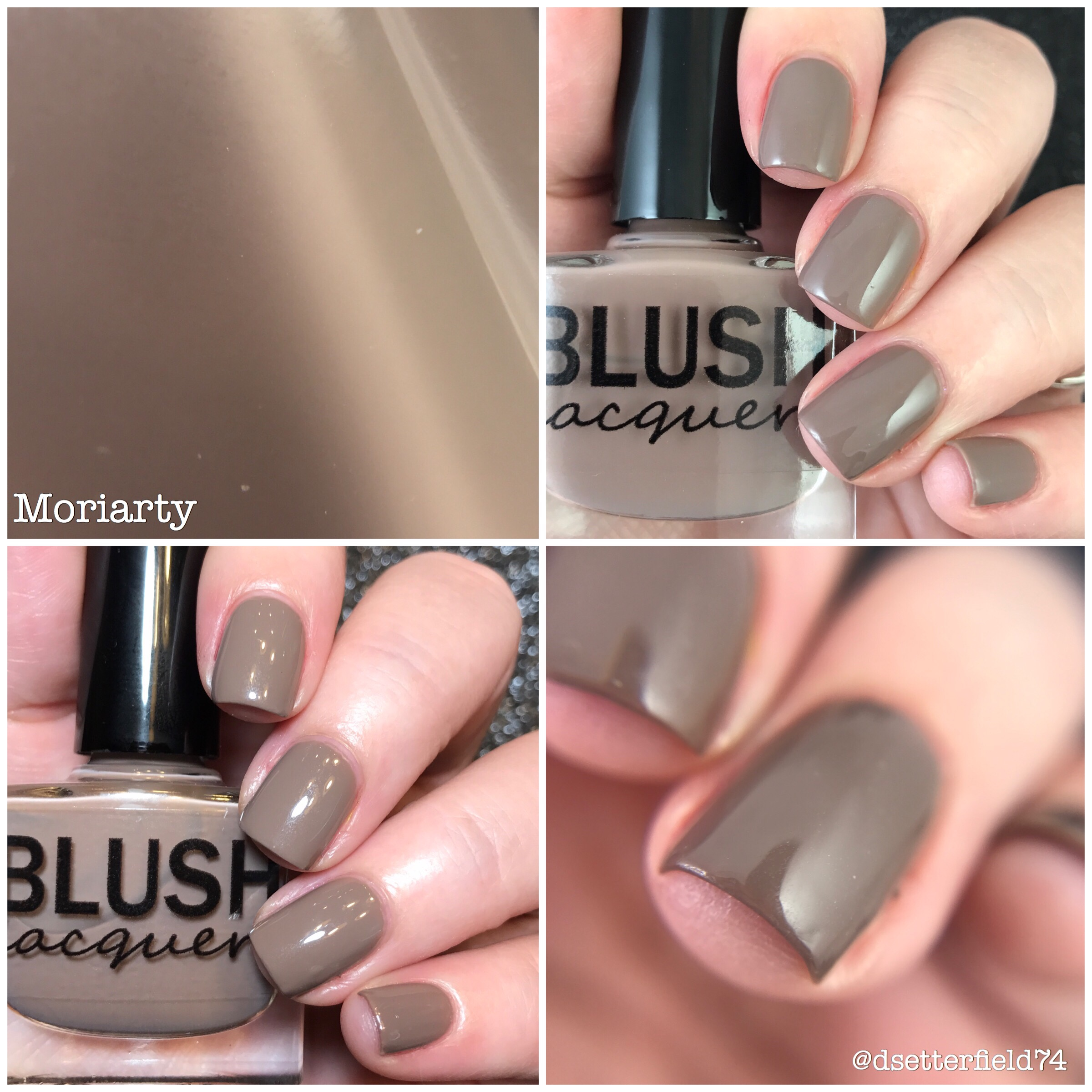 Blush Lacquers: November 2016 Releases | Snacks On Rotation