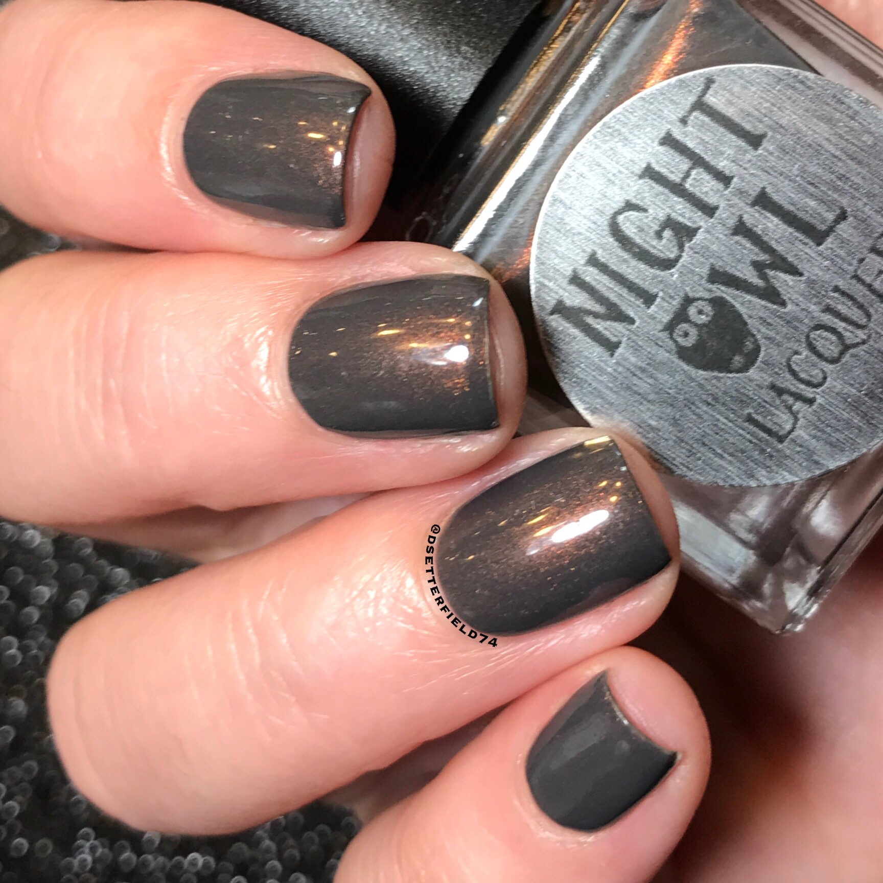 Night Owl Lacquer: Fall Collection 2016 | Snacks On Rotation