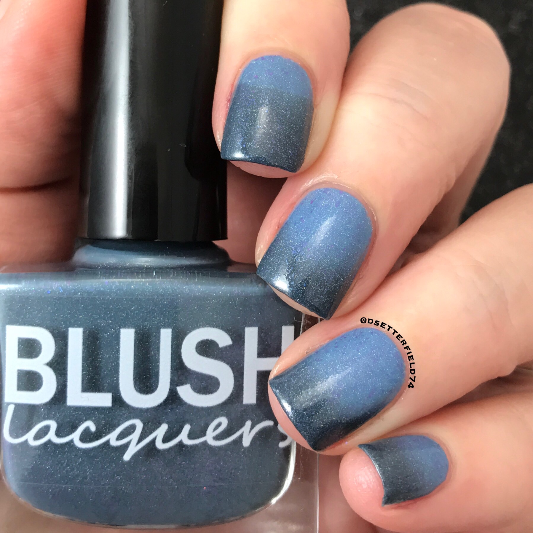 Blush Lacquers: December Releases | Snacks On Rotation