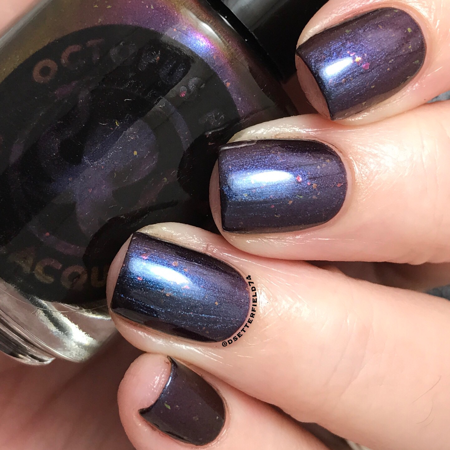 Octopus Party Nail Lacquer: Game of Thrones Trio | Snacks On Rotation