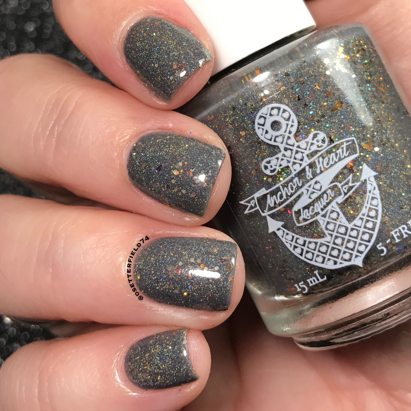 Anchor & Heart Lacquer: Polish Pickup September 2017 | Snacks On ...