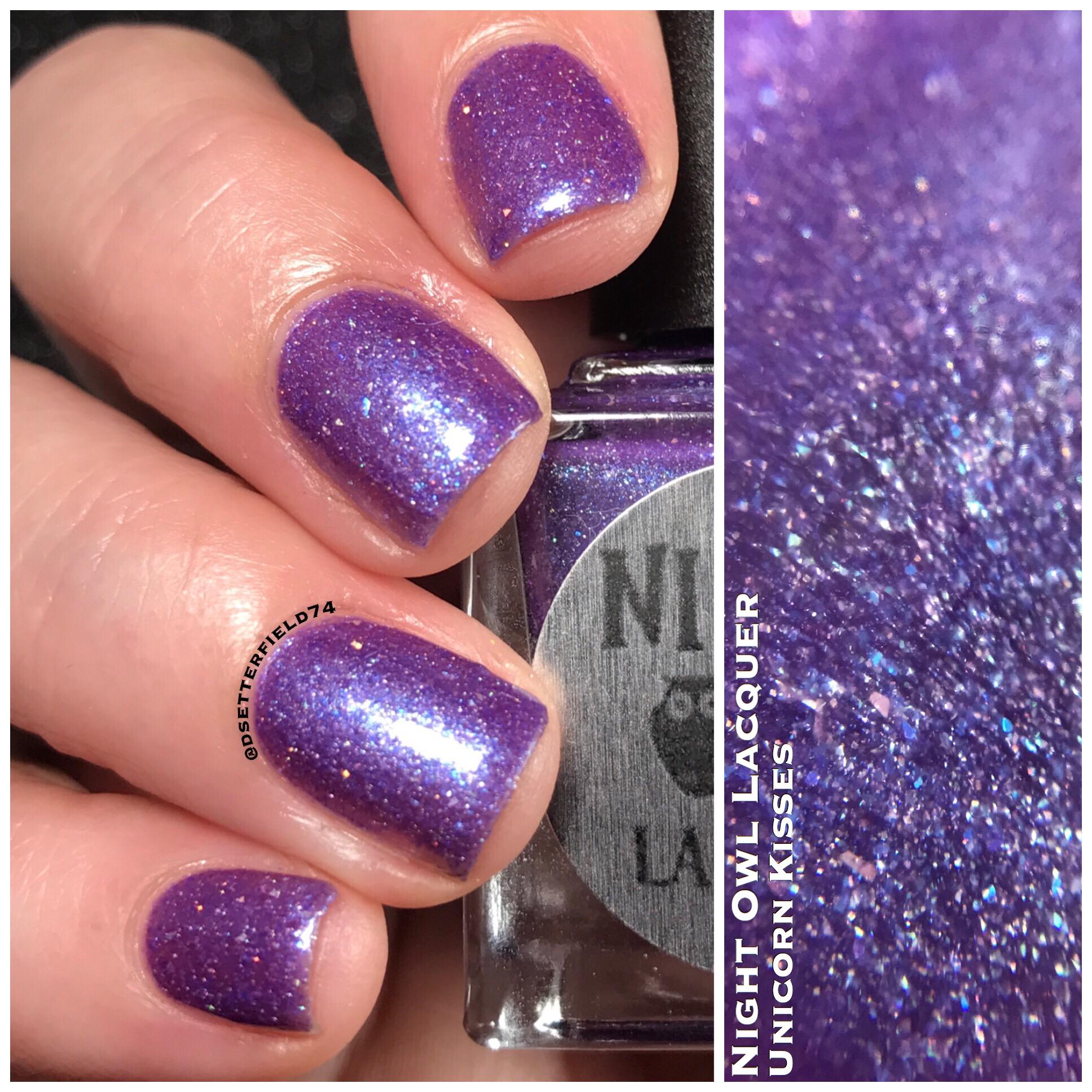 inspurrrations nail polish | Snacks On Rotation