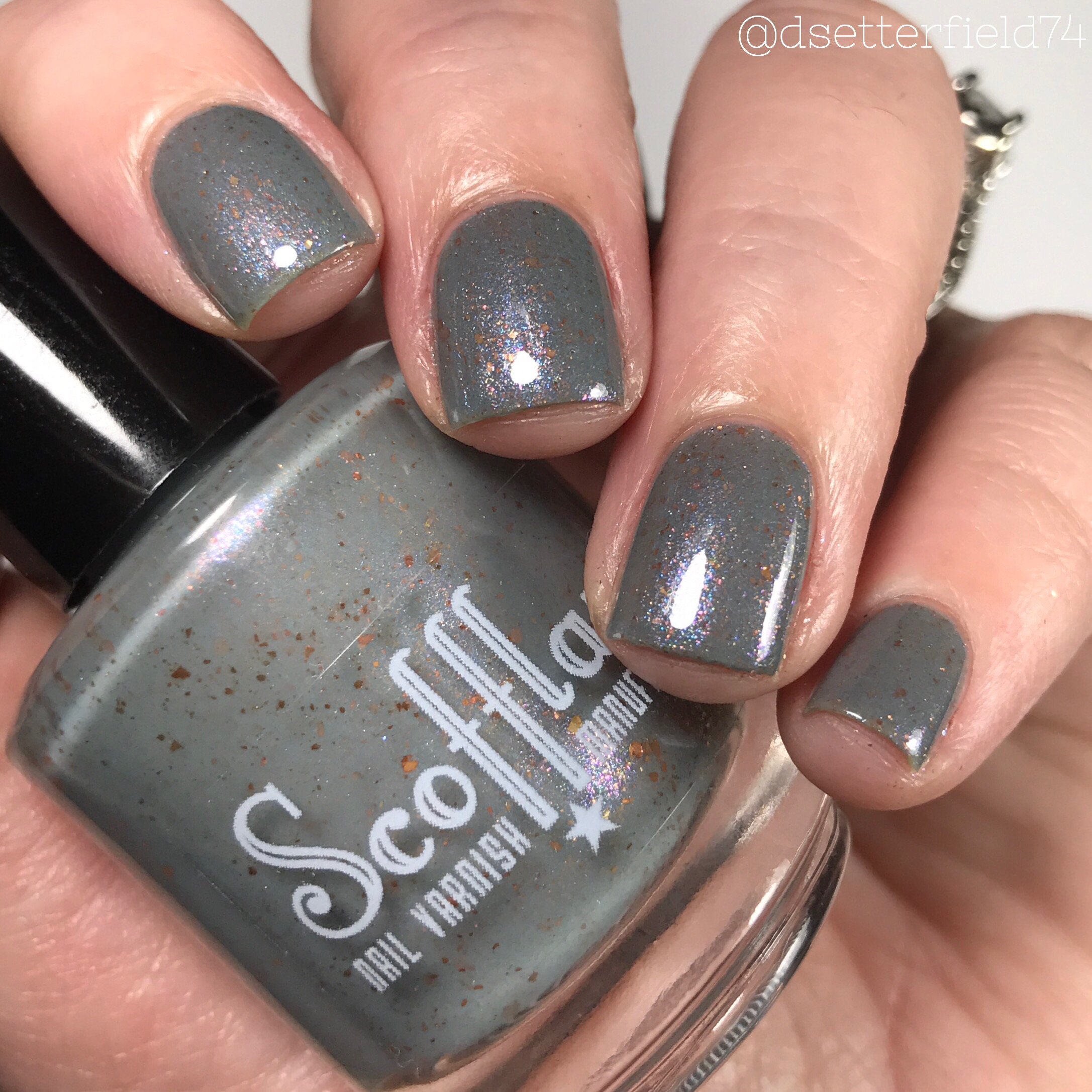 Scofflaw Varnish: Polish Con Limited Editions | Snacks On Rotation