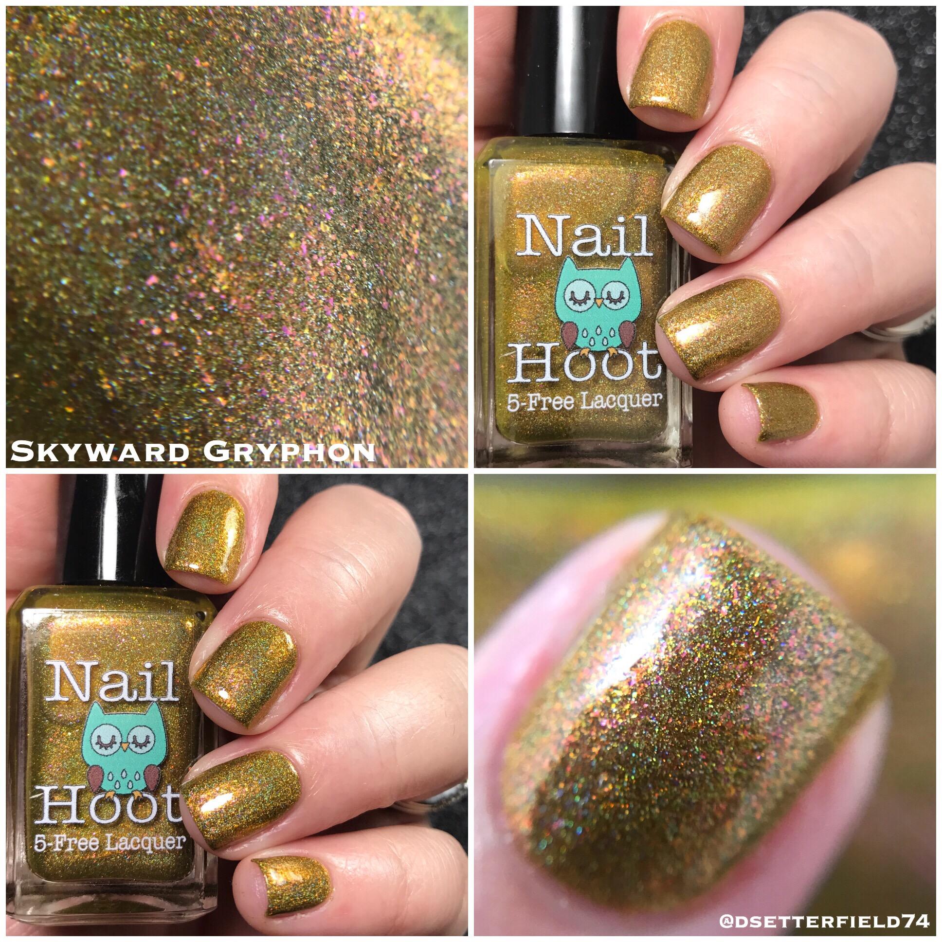 nail hoot | Snacks On Rotation