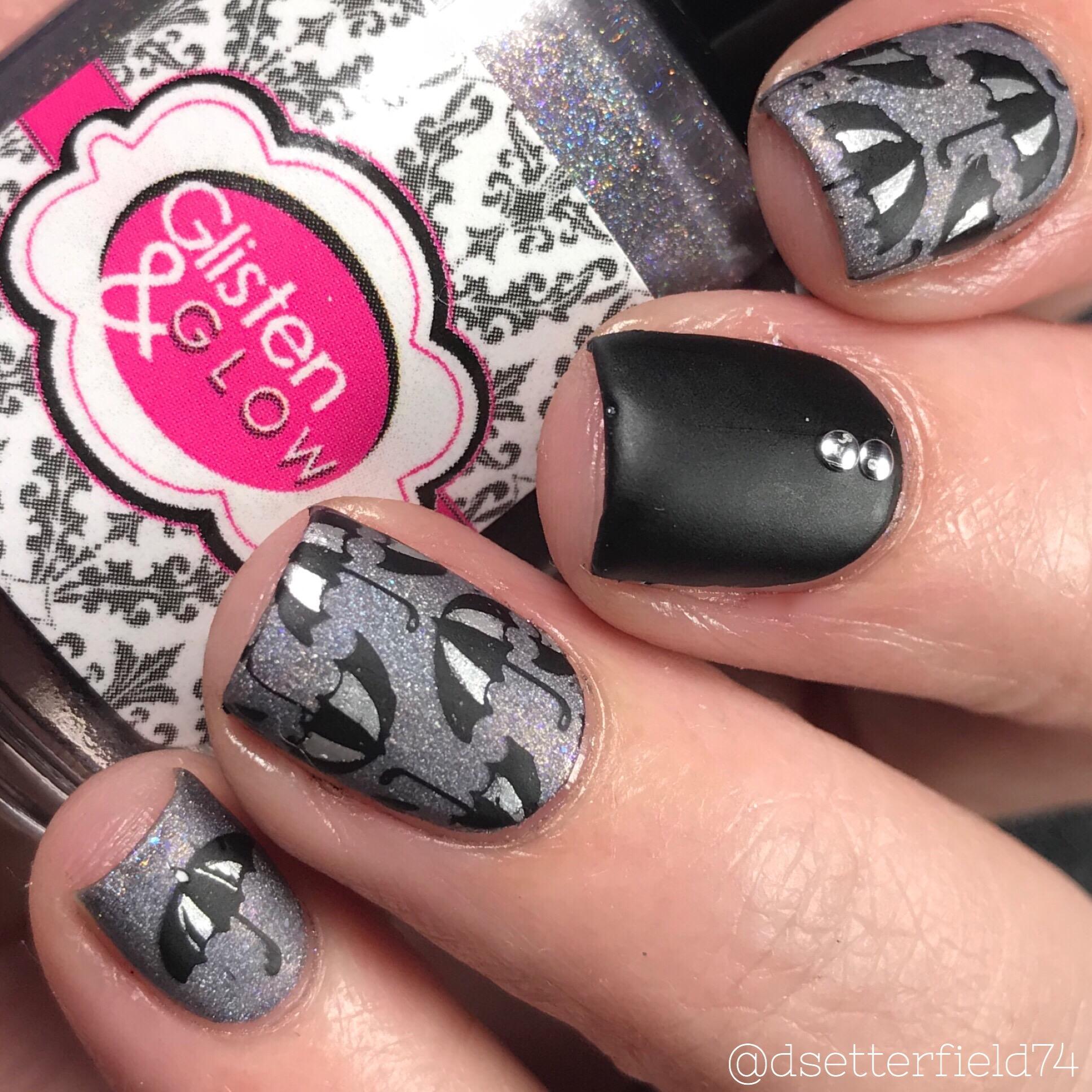 Nail Art Snacks On Rotation